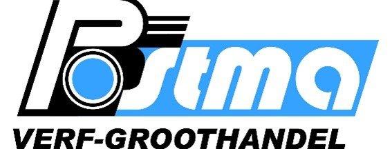 Logo Postma Verf Groothandel
